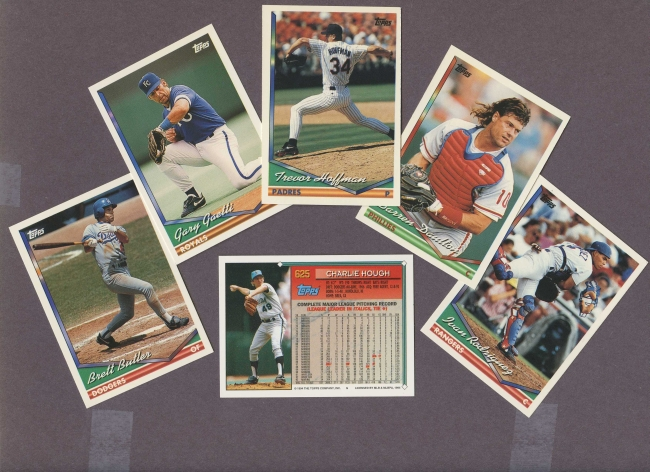 1994 Topps     Baseball Factory Sealed Complete Set