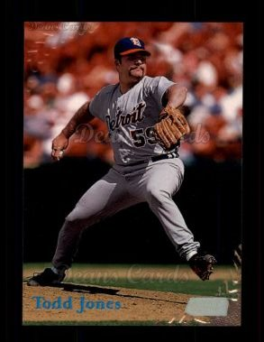 1998 Topps Stadium Club #66  Todd Jones