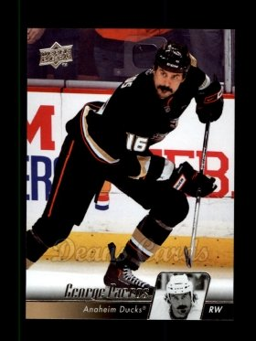 2010 Upper Deck #193  George Parros