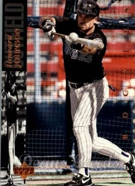 1994 Upper Deck #462  Howard Johnson