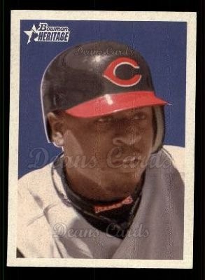 2006 Bowman Heritage #142  Brandon Phillips