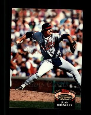 1992 Topps Stadium Club #44  Juan Berenguer