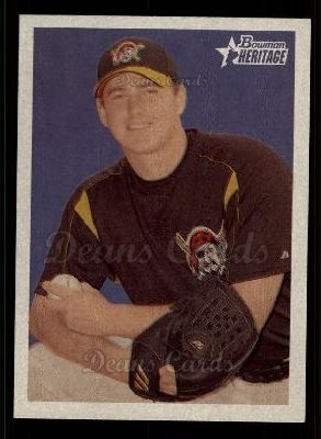 2006 Bowman Heritage #167  Zach Duke
