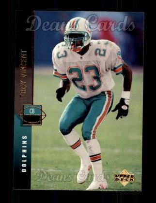 1994 Upper Deck #76  Troy Vincent