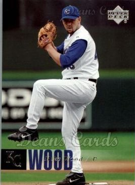2006 Upper Deck #647  Mike Wood