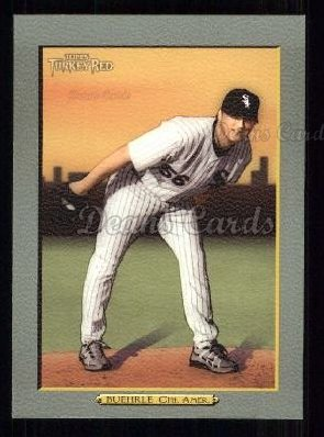 2005 Topps Turkey Red #94  Mark Buehrle