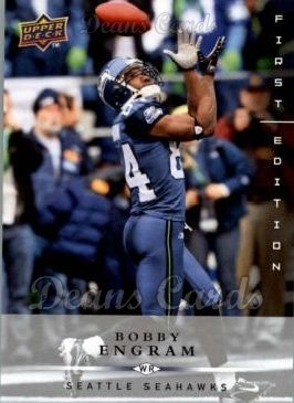 2008 Upper Deck First Edition #128  Bobby Engram