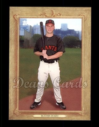 2010 Topps Turkey Red #91 TR Buster Posey