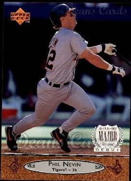 1996 Upper Deck #69  Phil Nevin