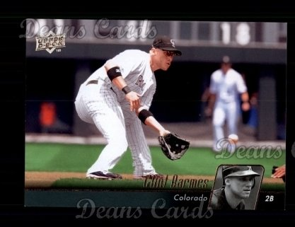 2010 Upper Deck #183  Clint Barmes