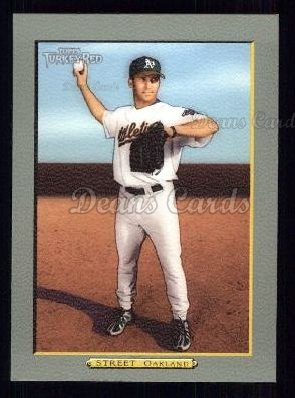 2005 Topps Turkey Red #249  Huston Street