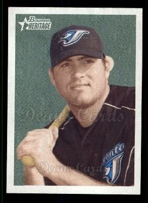 2006 Bowman Heritage #8  Troy Glaus