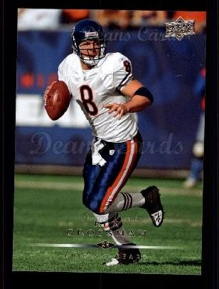 2008 Upper Deck #28  Rex Grossman