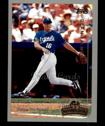 1999 Topps Opening Day #60  Dean Palmer