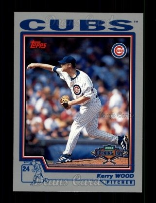2004 Topps Opening Day #123  Kerry Wood