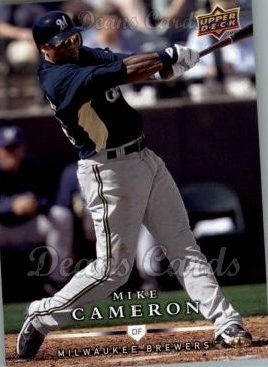 2008 Upper Deck First Edition #392  Mike Cameron