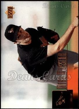 2001 Upper Deck #91  Mike Mussina