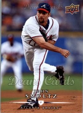 2008 Upper Deck First Edition #307  John Smoltz
