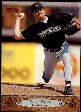 1996 Upper Deck #66  Steve Reed