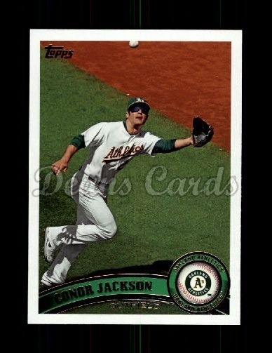 2011 Topps Update #161  Conor Jackson