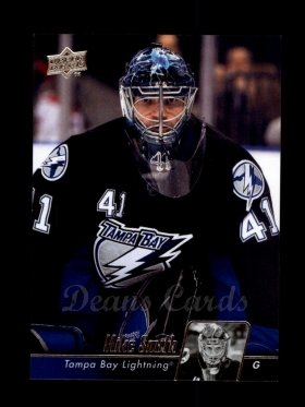 2010 Upper Deck #27  Mike Smith