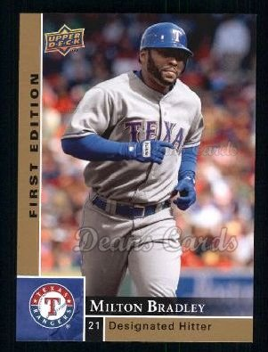 2009 Upper Deck First Edition #287  Milton Bradley