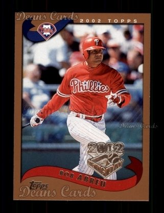 2002 Topps Opening Day #72  Adrian Beltre