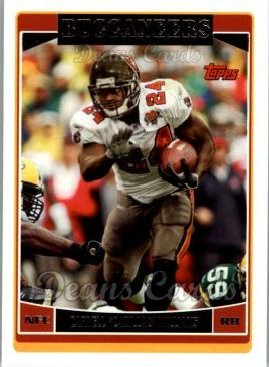 2006 Topps #111  Cadillac Williams