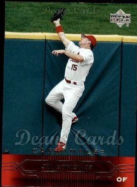 2005 Upper Deck #186  Jim Edmonds