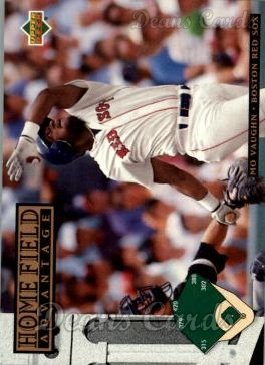 1994 Upper Deck #282  Mo Vaughn