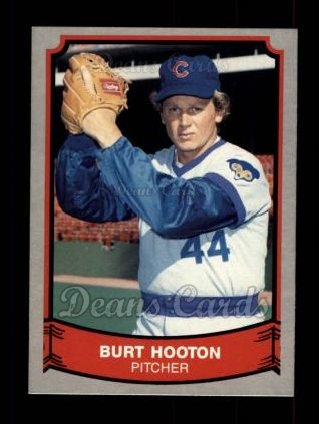 1989 Pacific Legends #219  Burt Hooton