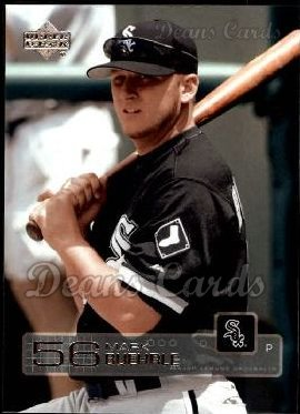 2003 Upper Deck #120  Mark Buehrle