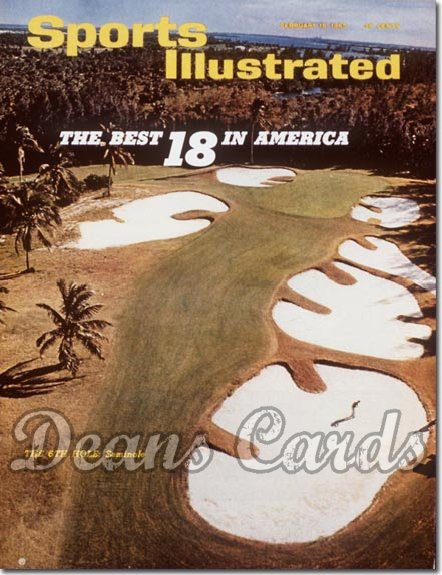 1965 Sports Illustrated   February 15  -  Best 18 Holes #1