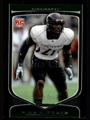 2009 Bowman Draft Platinum #143  Mike Mickens