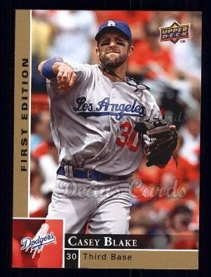 2009 Upper Deck First Edition #148  Casey Blake