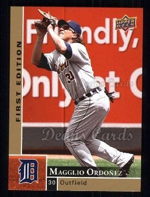 2009 Upper Deck First Edition #108  Magglio Ordonez