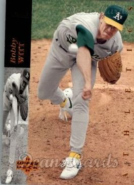 1993 Upper Deck #235  Chad Curtis