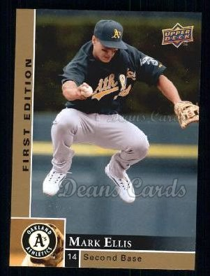2009 Upper Deck First Edition #219  Mark Ellis