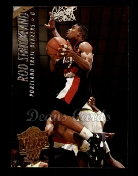 1994 Fleer Ultra #162  Rod Strickland