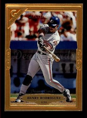 1997 Topps Gallery #131  Henry Rodriguez