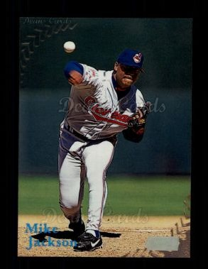 1998 Topps Stadium Club #224  Mike Jackson