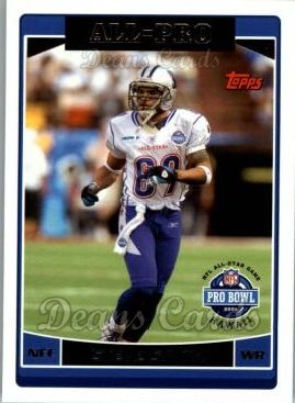 2006 Topps #301   -  Steve Smith All-Pro