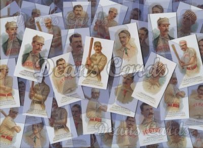 1887 N28 Allen & Ginter Reprint    Allen & Ginter N28 and N29 Reprint Complete Set