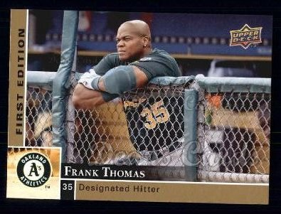 2009 Upper Deck First Edition #221  Frank Thomas