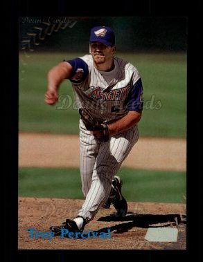 1998 Topps Stadium Club #76  Troy Percival
