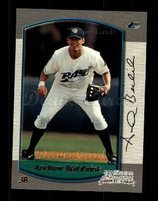 2000 Bowman #201  Andrew Beinbrink