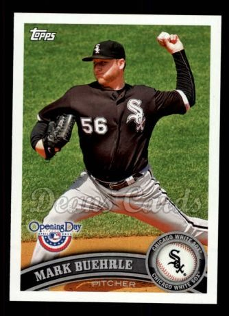 2011 Topps Opening Day #109  Mark Buehrle