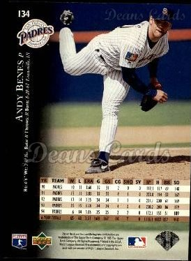 1995 Upper Deck #134  Andy Benes