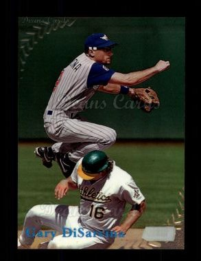 1998 Topps Stadium Club #128  Gary DiSarcina