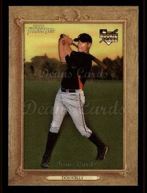 2007 Topps Turkey Red #97  Don Kelly
